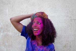 Ashley Renne - Holifest India