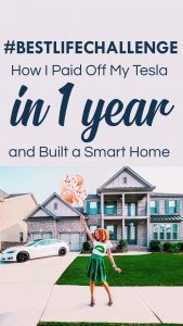 How I Paid Off My Tesla and Built a Smart Home