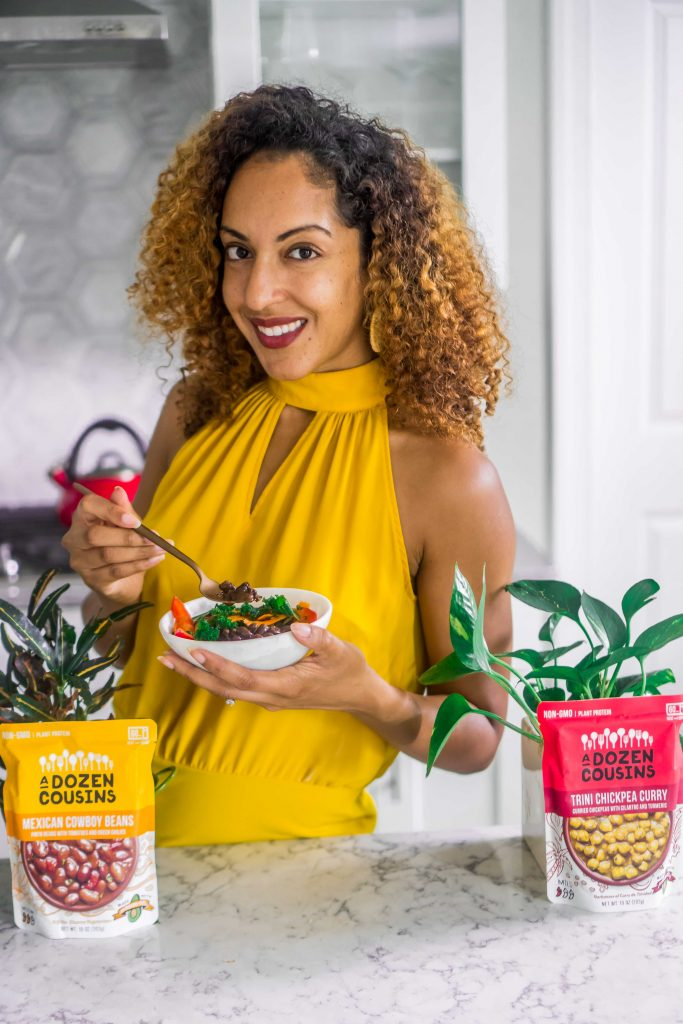5 Black Vegan Food Brands - 1. A Dozen Cousins