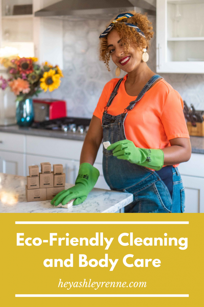 EC30 Waterless Plastic-Free Eco-Friendly Products