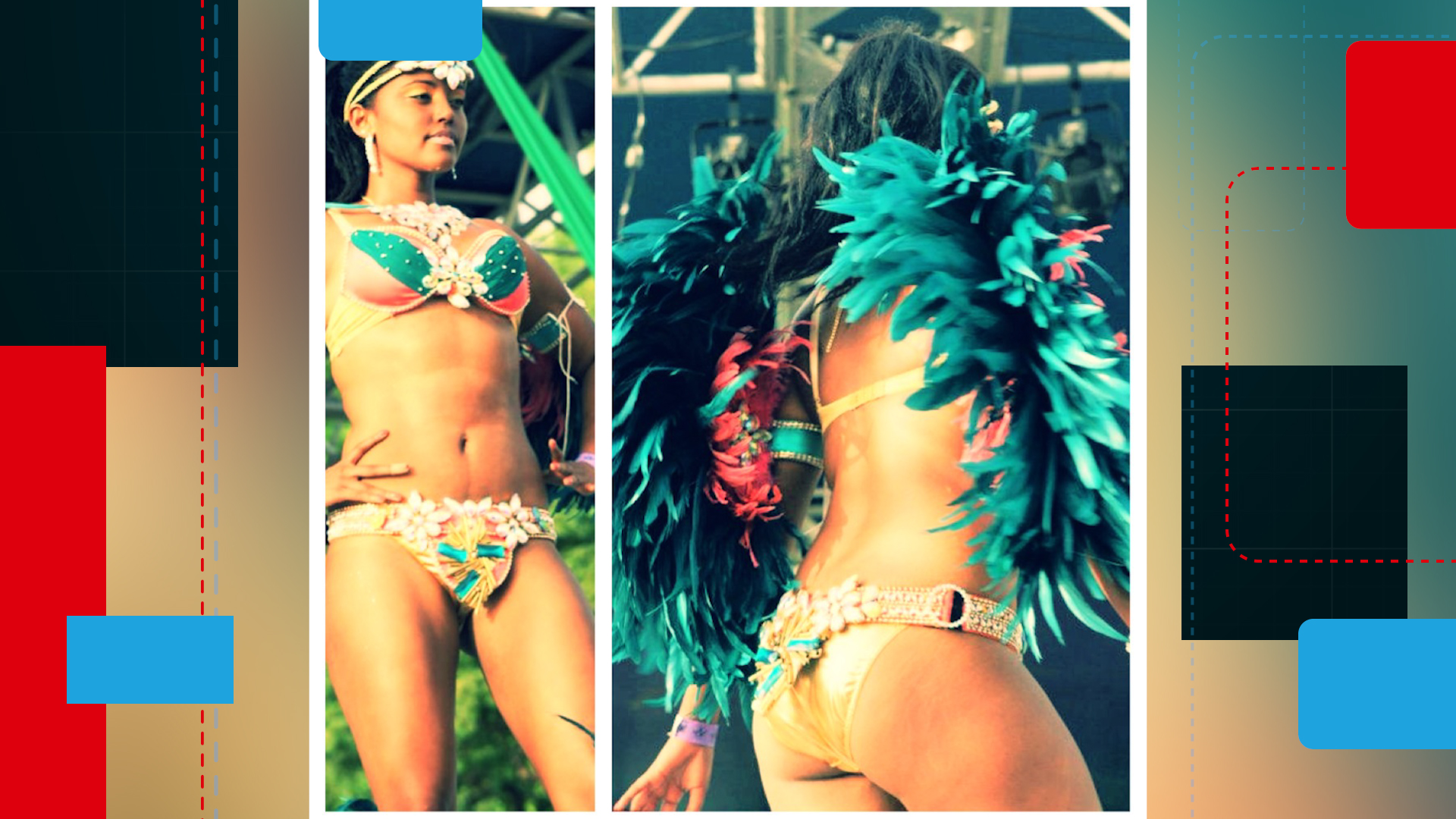 Carnival in St. Lucia   Sustainable Travel